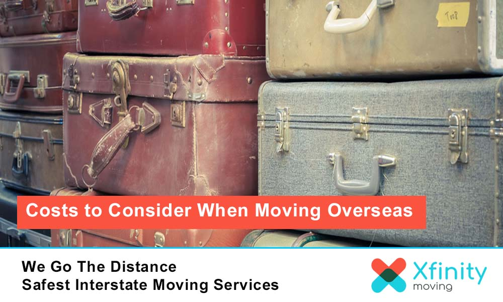 Costs to Consider When Moving Overseas