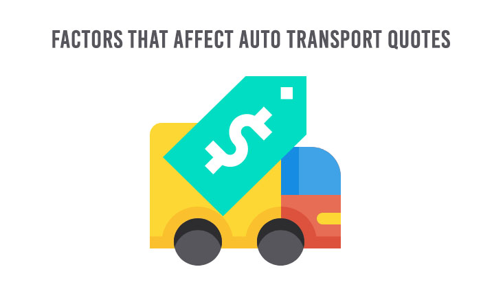 9 Factors That Will Affect Auto Transport Quotes