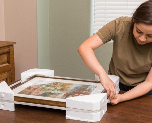 Complete Guide Moving Picture Frames and Mirrors