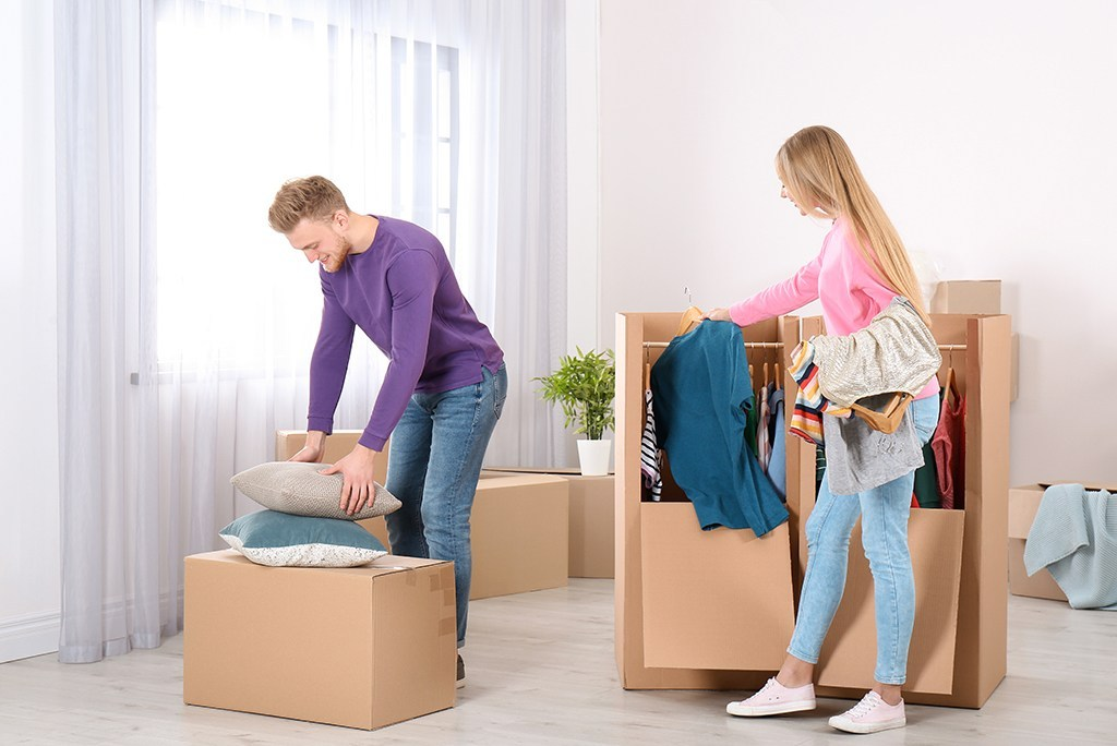 Proper Ways To Store Clothes in A Storage Units