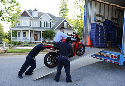 Things that Affect Motorcycle Shipping Cost