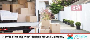 How to Find The Most Reliable Moving Company