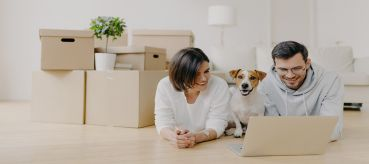 How not to miss a day of internet when moving to a new place?