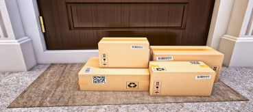 """Effective Ways to Prevent Packages from """"Porch Pirate"""""""
