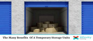 The Many Benefits  Of A Temporary Storage Units