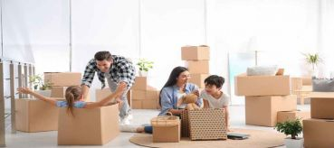 Xfinity Moving Tips: How To Make Unpacking Fun