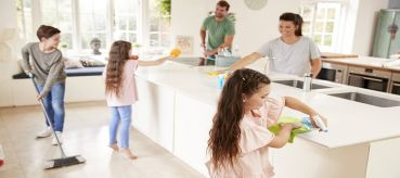 Learn How to Properly Clean A Kitchen Before You Move In