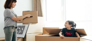 Guide on Moving House with Kids