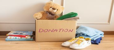 Items You Can Donate and Where to Donate Them